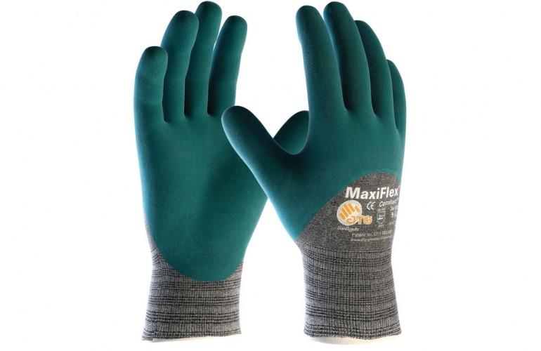 Atg MaxiFlex® Comfort™ 34-925 3/4 Dipped İş Eldiveni