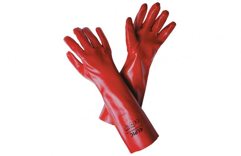 Elpic® Pvc 45cm Kimyasal Eldiven
