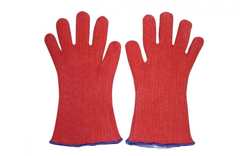 Isı Eldiveni ProHand® Castong Thermal 5 Parmak Kırmızı