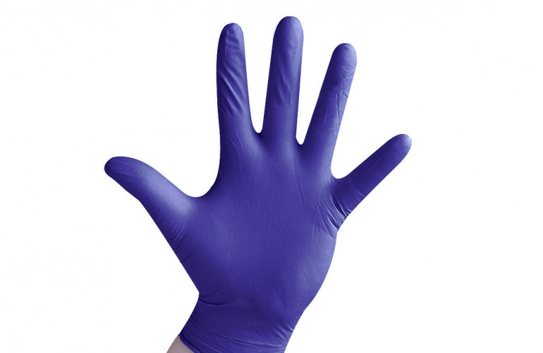 ProHand® Thin Blue Nitril