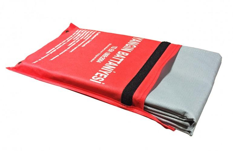 Yangın Battaniyesi / Fire Blanket